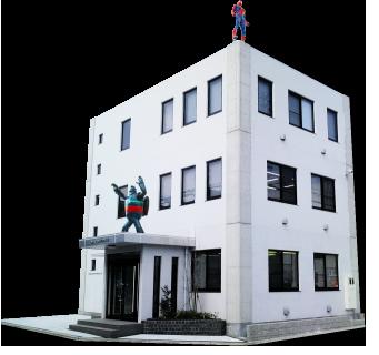 中野鉄工所 大型フィギア